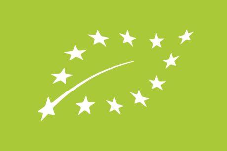Logo de l'agriculture biologique UE