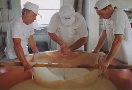 15 Parmigiano Reggiano, only parmesan - taglio