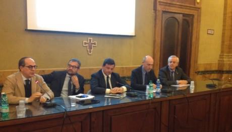 Un momento dell'Assemblea di Aicig ieri a Roma