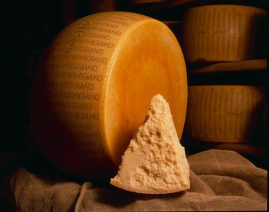 Parmigiano Reggiano only parmesan - Nuova immagine