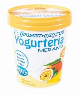 Yogurteria Mango Maracuja