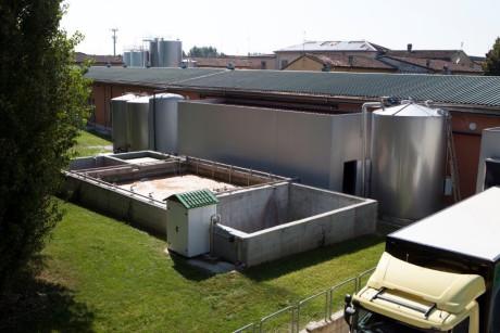 Impianto biologico STA, azienda che fornisce soluzioni integrate per il trattamento delle acque utilizzando le più moderne tecnologie presenti sul mercato