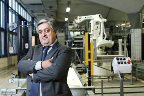 Gianpiero Calzolari, presidente Granarolo 1