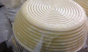 Meno scarti in fase di stagionatura di formaggi duri e semiduri