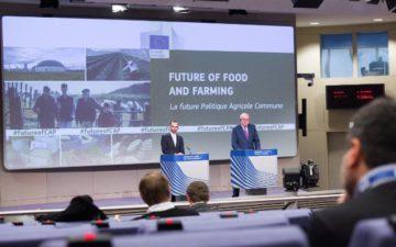 La Commissione europea avvia una consultazione pubblica sul futuro della politica agricola comune
