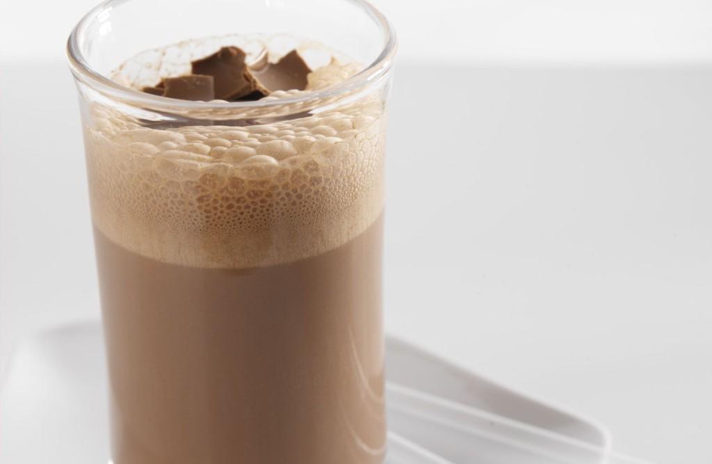 choaccolate milk
