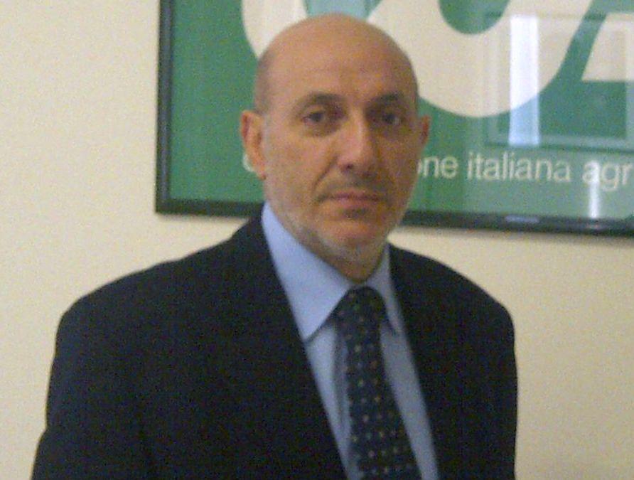 Mario Lanzi, presidente CIA Lombardia