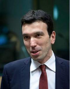 ministro Mipaaf Martina