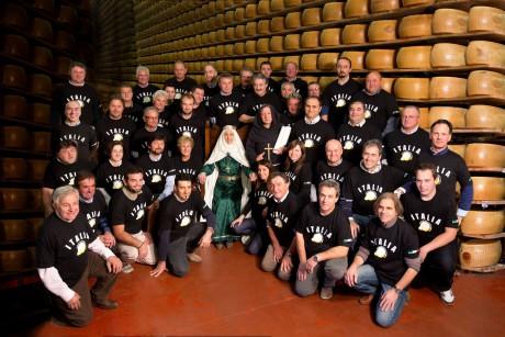 Nazionale del Parmigiano Reggiano 2014 (Large)