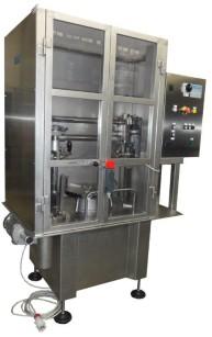 Scrostatrice automatica per formaggi Filippini