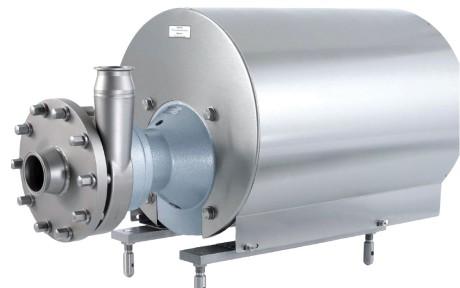 Pompe centrifughe Fristam FPH per alte pressioni, ideali per osmosi inversa e ultrafiltrazione