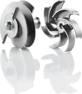 Le pompe Fristam FPC completamente autoadescanti sono ideali per trattare prodotti a bassa e media viscosità